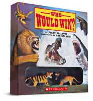 Who Would Win?® Figurine Box Set