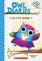 Owl Diaries #13: Eva in the Spotlight