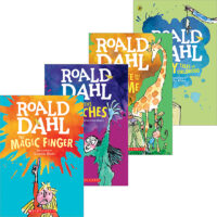 Roald Dahl Favorites 4-Pack