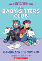 The Baby-Sitters Club® Graphix #9: Claudia and the New Girl