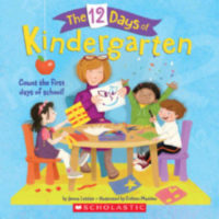 The 12 Days of Kindergarten