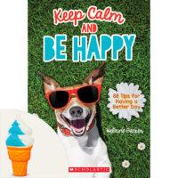 Keep Calm and Be Happy Plus Ice-Cream Squishy