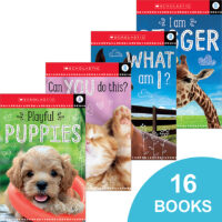 Scholastic Early Learners Guided Reading Pack (A–D)