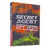 Secret Agent Spy Vest