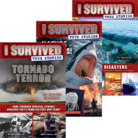 I Survived True Stories Trio