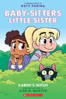 Baby-Sitters Little Sister® Graphix #1: Karen's Witch