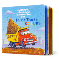 Goodnight, Goodnight, Construction Site: Dump Truck's Colors