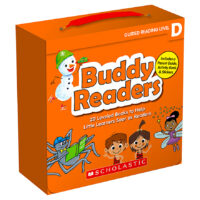 Buddy Readers: Level D