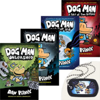 Dog Man: The Crime-Biting Collection
