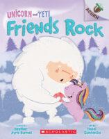 Unicorn and Yeti: Friends Rock