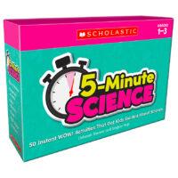 5-Minute Science Kit: Grades 1–3
