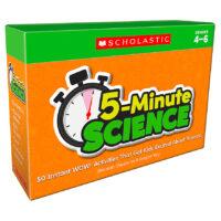 5-Minute Science Kit: Grades 4–6