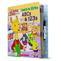Llama Llama™ Learn to Write ABCs & 123s