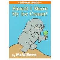 Elephant & Piggie: Should I Share My Ice Cream?