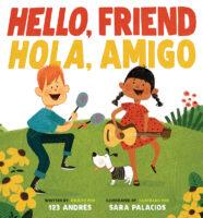 Hola, amigo / Hello, Friend