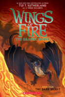 Wings of Fire: The Graphic Novel, Book Four: The Dark Secret