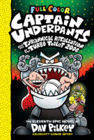Captain Underpants and the Tyrannical Retaliation of the Turbo Toilet 2000: Color Edition
