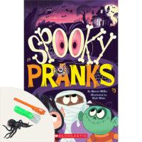 Spooky Pranks Plus Prank Props 3-Pack