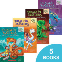 Dragon Masters #1–#5 Pack