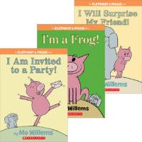 Elephant & Piggie 3-Pack