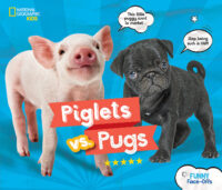 National Geographic Kids™: Piglets vs. Pugs