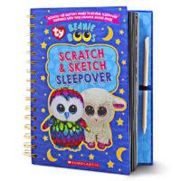 Beanie Boos™: Scratch & Sketch Sleepover