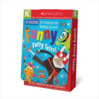 Scholastic Early Learners: Funny Furry Tails! Box Set (A–D)