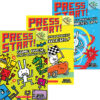 Press Start! #1–#3 Pack