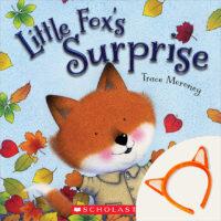 Little Fox's Surprise Plus Headband