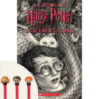Harry Potter and the Sorcerer's Stone Plus Pens