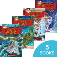 Geronimo Stilton: The Kingdom of Fantasy #6–#10 Pack