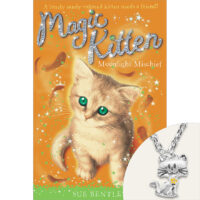 Magic Kitten: Moonlight Mischief Plus Necklace