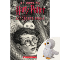 Harry Potter and the Sorcerer's Stone Plus Owl Plush