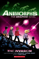 Animorphs™: The Graphic Novel, Vol. 1: The Invasion