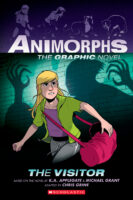 Animorphs™: The Graphic Novel: The Visitor