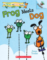 Frog and Dog: Frog Meets Dog