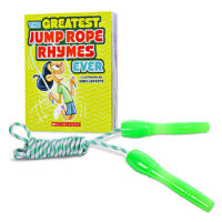 The Greatest Jump Rope Rhymes Ever Plus Jump Rope