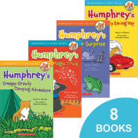 Humphrey's Tiny Tales 8-Pack