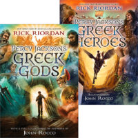 Percy Jackson's Greek Gods and Heroes Pack