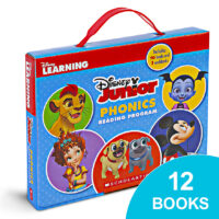 Disney Learning: Disney Junior Mixed Phonics Box Set