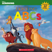 Disney Learning: The Lion King ABCs
