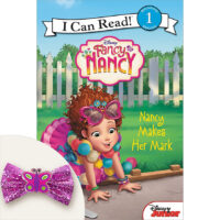 Disney Fancy Nancy: Nancy Makes Her Mark Plus Hair Clip