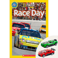 National Geographic Kids™: Race Day Plus Minicar