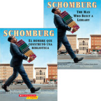 Paquete bilingüe Schomburg (<i>Schomburg Bilingual Pack</i>)