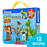 Disney Learning: Toy Story Phonics Box Set
