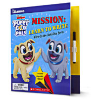 Disney Learning: Puppy Dog Pals: Mission: Learn to Write