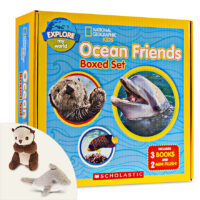 National Geographic Kids™ Explore My World Ocean Friends Box Set