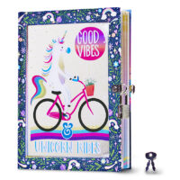 Good Vibes & Unicorn Rides Diary
