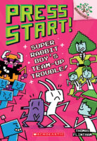 Press Start! #10: Super Rabbit Boy's Team-Up Trouble!