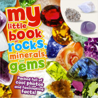My Little Book of Rocks, Minerals, and Gems Book and Rock Samples